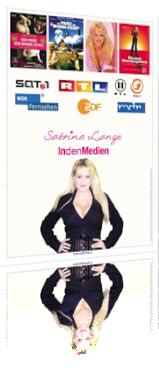 Sabrina Lange - Image Folder, Pressemappe