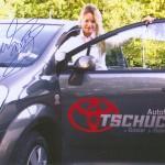 Promotion für eine bekannte Automarke...