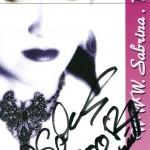 Autogrammkartenserie aus 2008