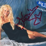 Sabrinas zweite Autogrammkarte aus 2000