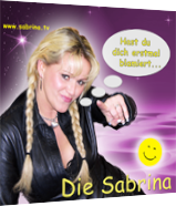 """Sabrinas neuer Party Schlager - """"Hast Du Dich erstmal blamiert"""""""
