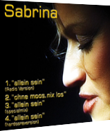Sabrina - ohne Moos nix los