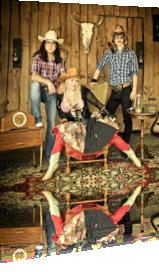 Sabrina und die Partyhengste - volle Lotte Disco Country