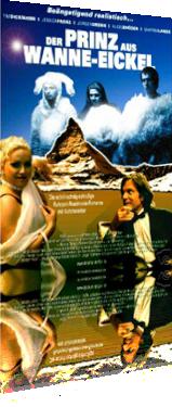 Sabrina als Prinzessin Ludmilla Hauptrolle in Der Prinz aus Wanne-Eickel