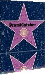 Sabrina Lange als PromiCatcher