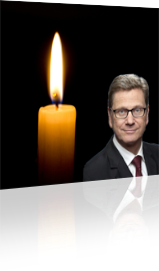 In memoriam Guido Westerwelle