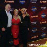 Sabrina zu Gast in Roncalli's Varietè Apollo