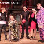 """Sabrina live bei """"Tanz unterm Regenbogen"""""""