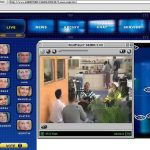 So sah die Big Brother Homepage der ersten Staffel mit dem Live-Stream auf einem Mac aus. Ein Bild aus den ersten Tagen im März 2000.