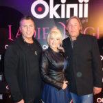 Sabrina Lange unterwegs in Bonn - hier: VIP Empfang im Okinii