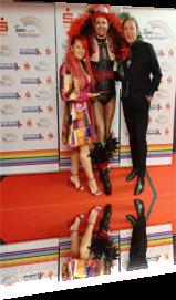 Sabrina live bei Tanz unterm Regenbogen 2019 AIDS-Gala