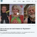 Sabrina Lange bei Big Brother 20, 13.02.2020