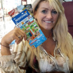 Sabrina Lange im Miniatur Wunderland Hamburg
