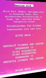 Sabrina Lange  - Hochwasser Hilfe Fluthilfe 2021