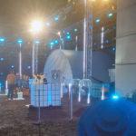 Sabrina Lange beim Finale von Promi Big Brother 2021
